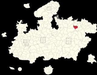 Nagod (Vidhan Sabha constituency)