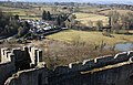 View, WNW from Ludlow Castle - geograph.org.uk - 1744698.jpg