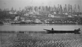 View of New Westminster, BC, when the townsite had been completely cleared of timber.png