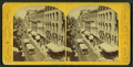 View of an unidentified street showing trolley traffic, from Robert N. Dennis collection of stereoscopic views.png