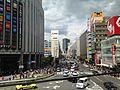 View on north side of Osaka Station 20150921-3.JPG