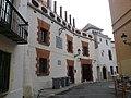 Vila Vella i primer Eixample - plaça de l'Ajuntament P1140829.JPG