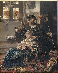 Christian II og Dyveke