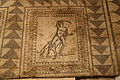 Villa Armira - Central Floor Mosaic in the National Historic Museum Sofia PD 2012 25.JPG
