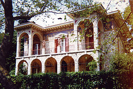 "The Villa ""Atlantis"" the work of architect Ernst Ziller (1837-1923)"