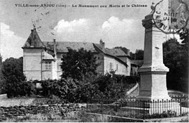 Ville-sous-Anjou in 1920