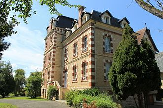Vimont, Calvados - Chateau of St. Pierre Oursin