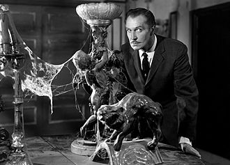 House on Haunted Hill - Vincent Price in House on Haunted Hill