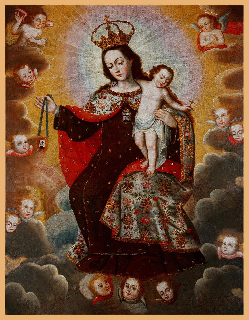 Virgen del Carmen Cuzqueña