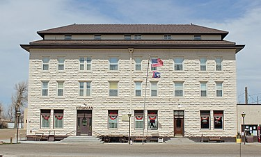 Virginian Hotel (Medicine Bow, Wyoming).JPG
