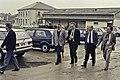 Visite de Mr Bichat et du secrétaire d'état à la recherche à l'INRA de Versailles-11-cliche Jean Weber.jpg