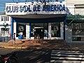 Vista exterior de la entrada del Club Sol del América en el 2020.jpg