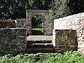 Vlachovo Březí, židovský hřbitov, vstup, 03.jpg