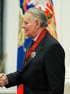 Vladimir Andreyev (actor) Russian actor and theatre director