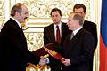 Vladimir Putin with Alexander Lukashenko-3.jpg