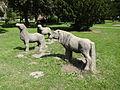 Volkspark Malchin Skulpturen.JPG