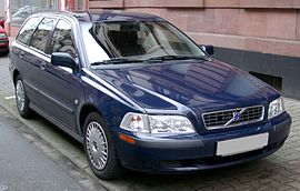 volvo s40 первое поколение