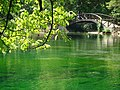 Vrelo Bosne-The source of River Bosnia 1.jpg