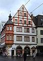 Würzburg, Haus Marktplatz 17.JPG