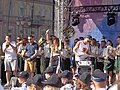 Włocławek-AbradAb, K. Czarnecka, L.U.C and Rebel Babel on Kuyavian-Pomeranian Voivodeship Festival 2018.jpg