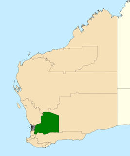 Electoral district of Central Wheatbelt State electoral district of Western Australia