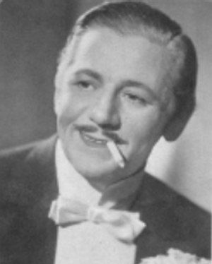 Paul Hörbiger - Publicity photo, 1939