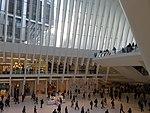 WTC Transporation Hub interior 2017e.jpg