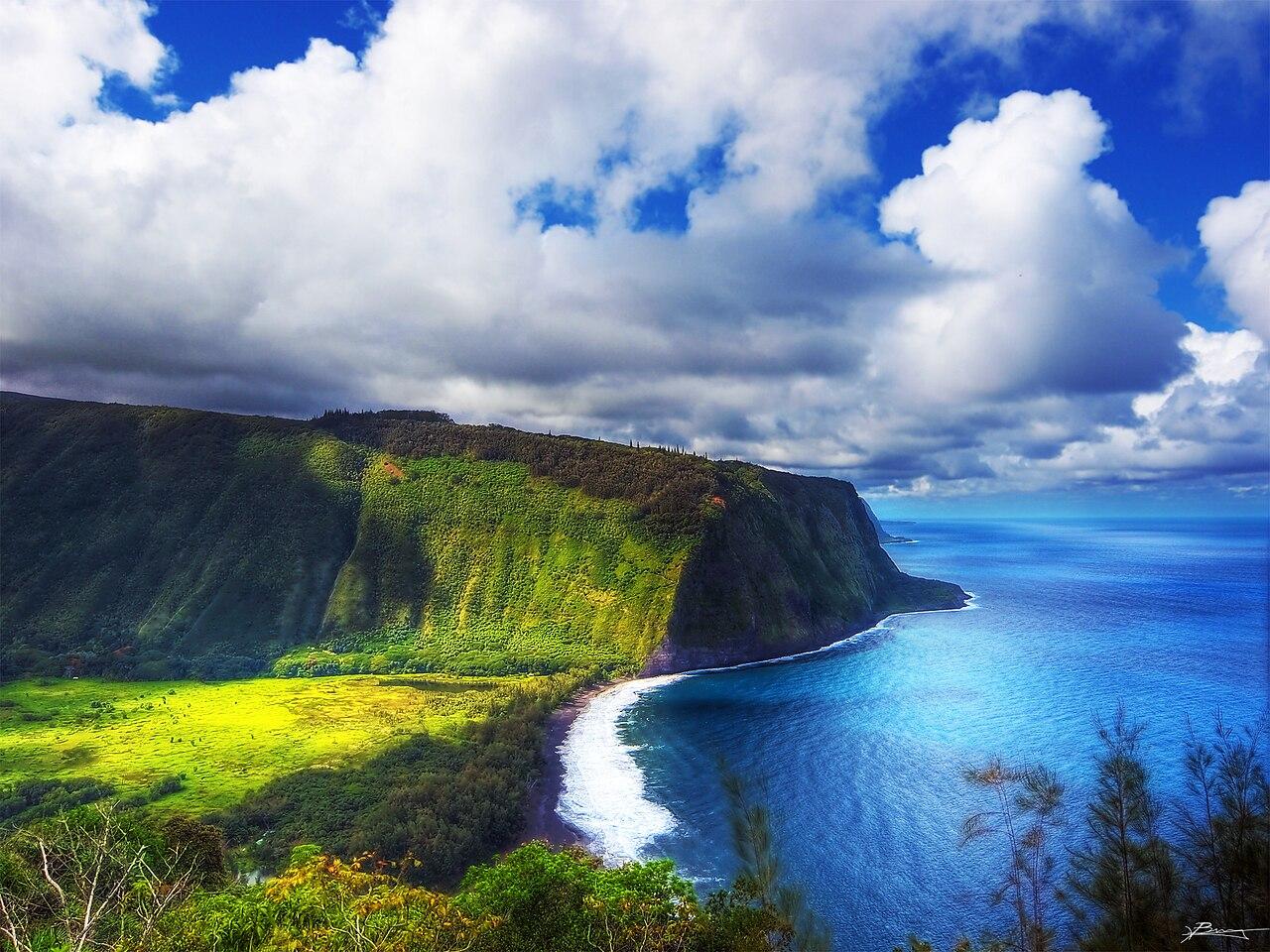 Waipio Big Island Hawaii
