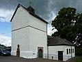 Waldorf, Waldorfstr. 38, kath. Kapelle 1, von SW.jpg