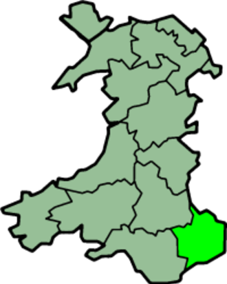 Monmouth (UK Parliament constituency) - County of Monmouth