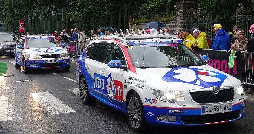 Wallers - Tour de France, étape 5, 9 juillet 2014, arrivée (A58).JPG