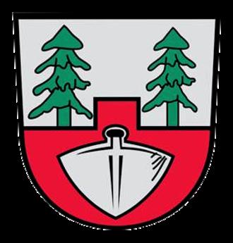 Bernhardswald - Image: Wappen Bernhardswald