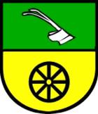 Das Wappen von Braunsbedra