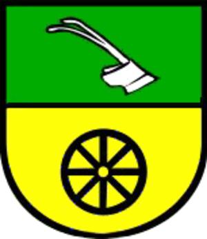 Braunsbedra - Image: Wappen Braunsbedra
