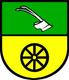 Coat of arms of Braunsbedra