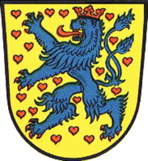 Fallersleben - Image: Wappen Fallersleben