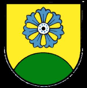Schrozberg - Image: Wappen Schrozberg