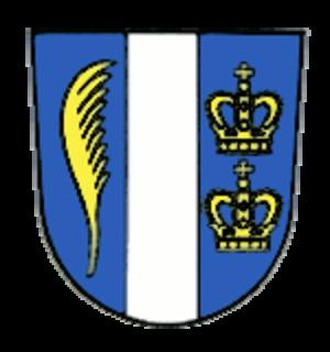 Aying - Image: Wappen von Aying