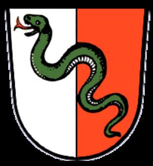 Gars am Inn - Image: Wappen von Gars am Inn