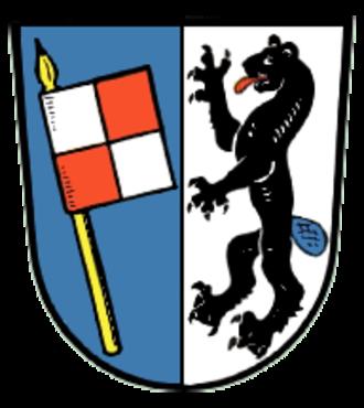 Markt Bibart - Image: Wappen von Markt Bibart