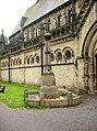 War Memorial at Copley Church - geograph.org.uk - 189066.jpg