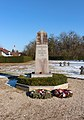 War cemetery for World war I in Marchtrenk, Upper Austria, Austria-italian section-memorial stone PNr°0644.jpg