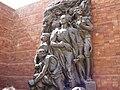 Warsaw Ghetto Uprising Monument1.JPG