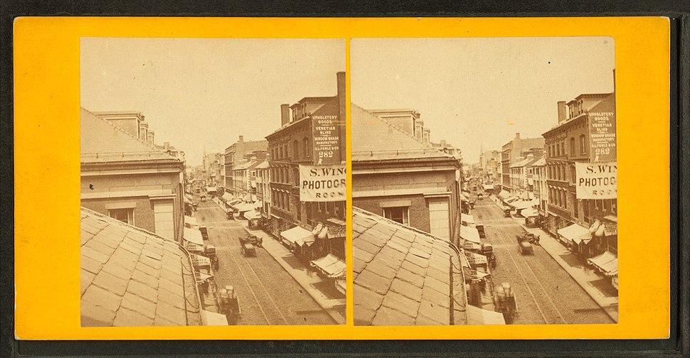 Washington Street, by John B. Heywood