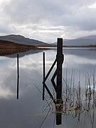 Water gauge, Loch a Chuilinn (geograph 3752577).jpg