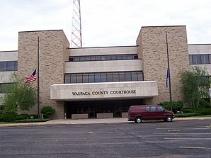 Waupaca County Courthouse