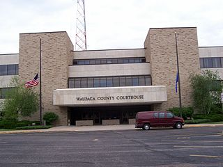 Waupaca County, Wisconsin County in the United States