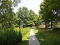 Weir Farm National Historic Site - path from Visitors' Center to Weir Farmhouse.jpg