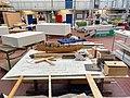 Werkstatt im Museum für Antike Schifffahrt in Mainz, Deutschland (48988278341).jpg