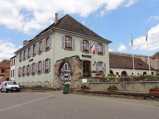 Westhoffen Mairie 01